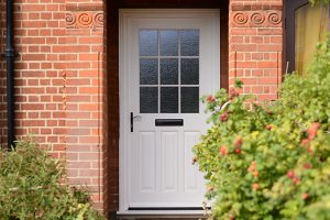 residential entrance door timber competion win for free