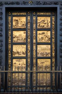 new window company, lincolnshire doors, famous doors, gates of paradise, florence