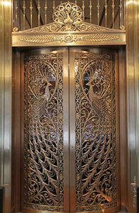 new window company, lincolnshire doors, famous doors, the peacock doors, palmer house hilton, chicago