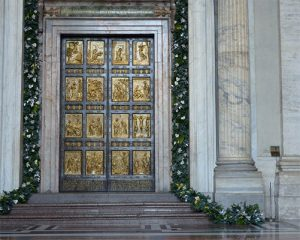 new window company, lincolnshire doors, famous doors, st peter's basilica holy doors