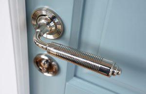 central door knob