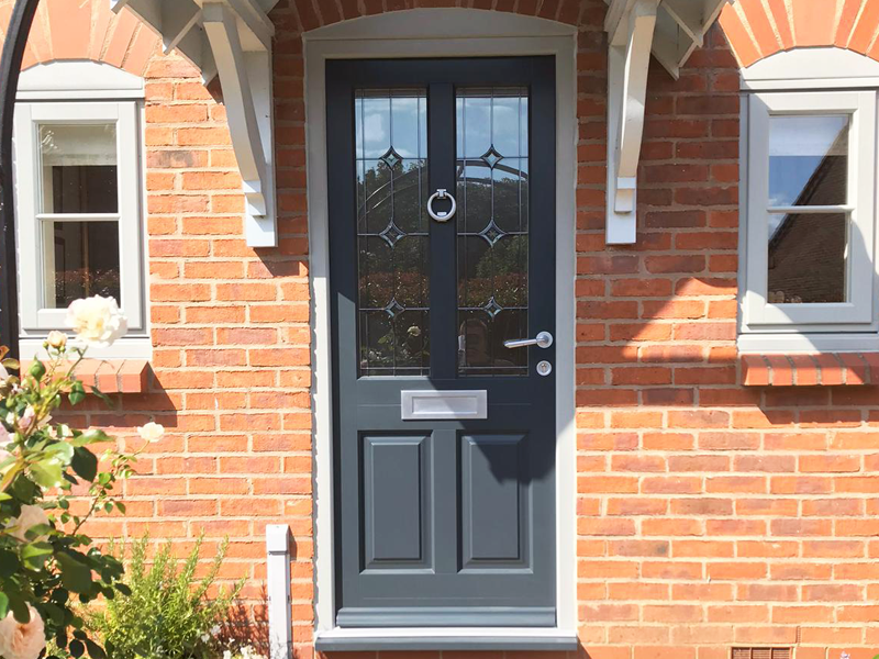Kingston Front Door | Timber | Newark