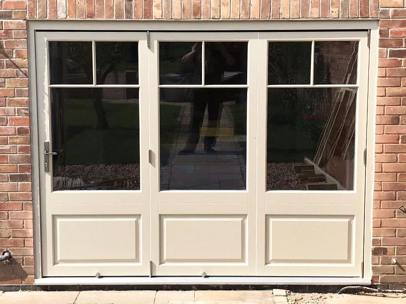 Bardwell Bi-Fold Door | Timber | Brant Broughton