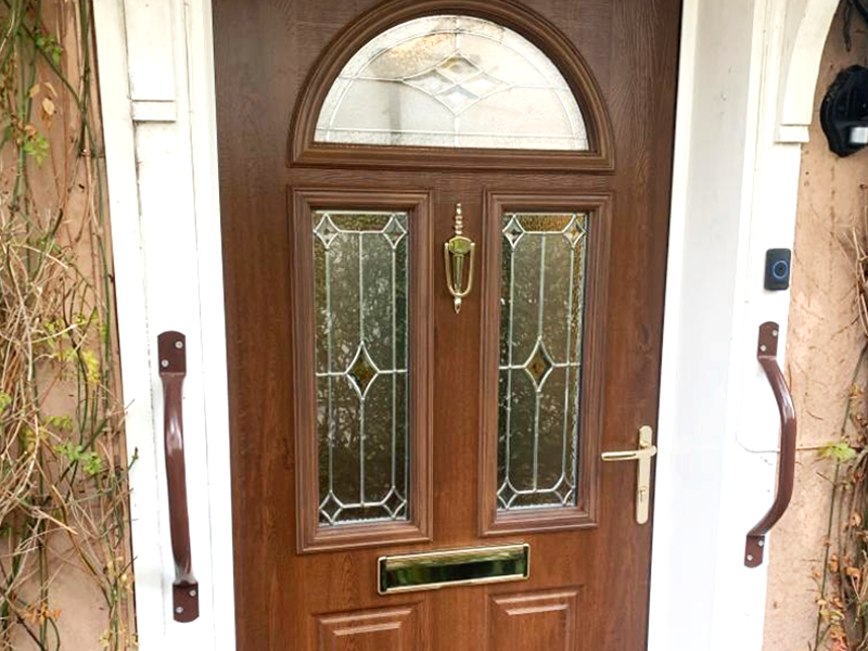 Skiddaw Front Door | Endurance Composite | Lincoln