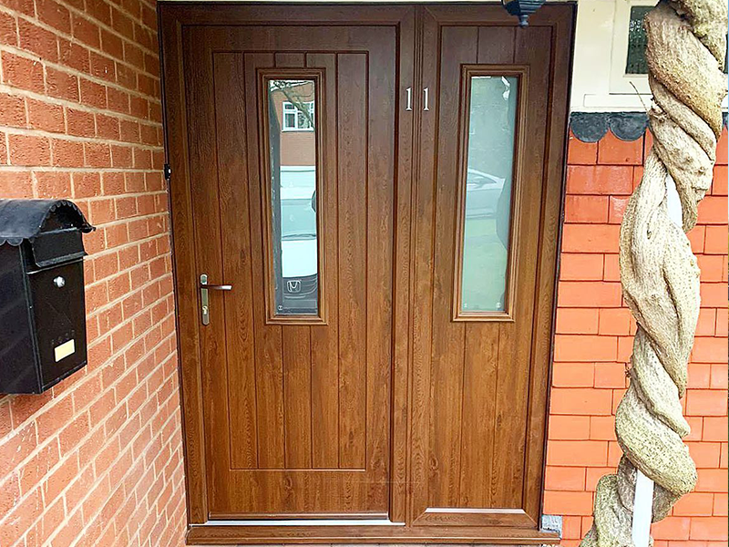 Coombe Front Door | Endurance Composite| Southwell