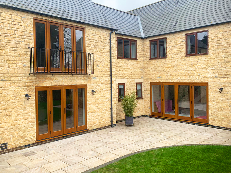 French Doors | Timber | Grantham