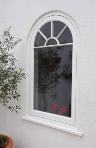 arch flush casement window, new window co, virtual quote process, covid 19