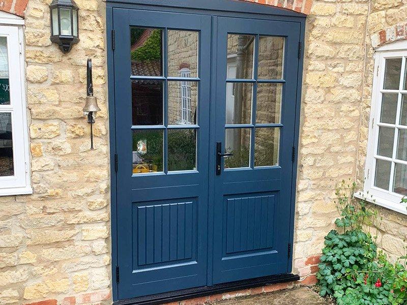 Set of Timber Doors | South Witham