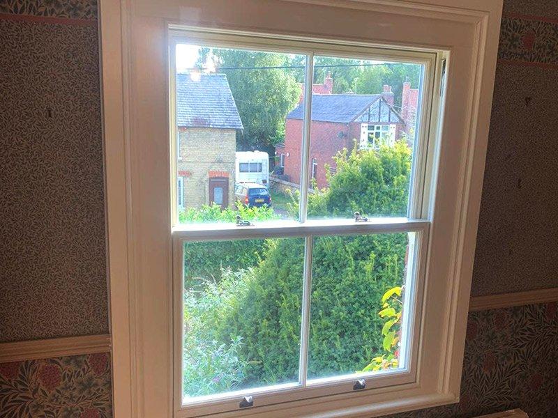 Timber Sash Window | Dorrington