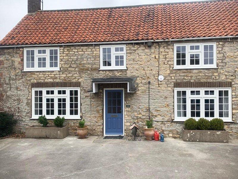 Timber Windows & Front Door | Spridlington