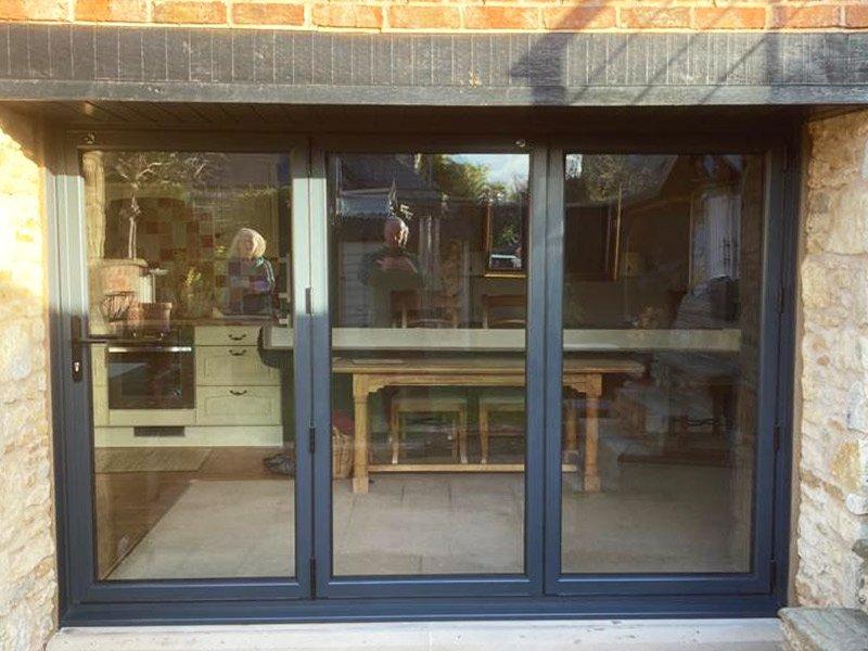 Aluminium Bi-fold Doors | Billingborough
