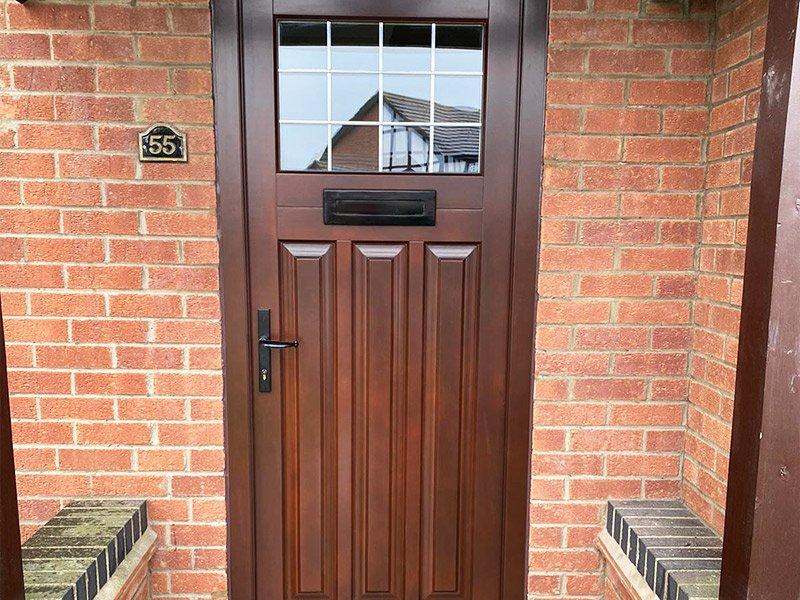 Timber Doors | North Hykeham