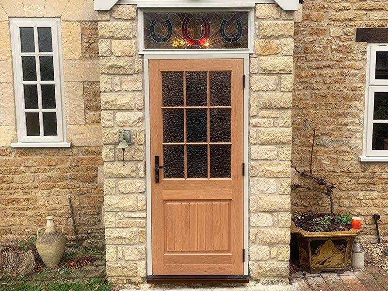 Timber Doors | Morton