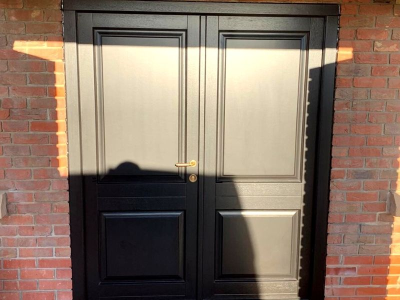 Timber French Doors | Anwick