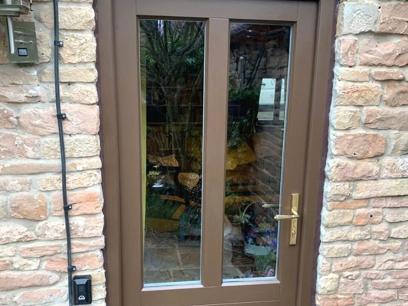 Timber Back Door | Retford