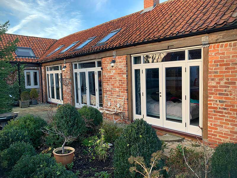 Timber Windows & French Doors | Lincolnshire